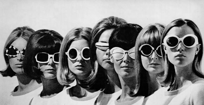 Ретро трендови на очила за сонце