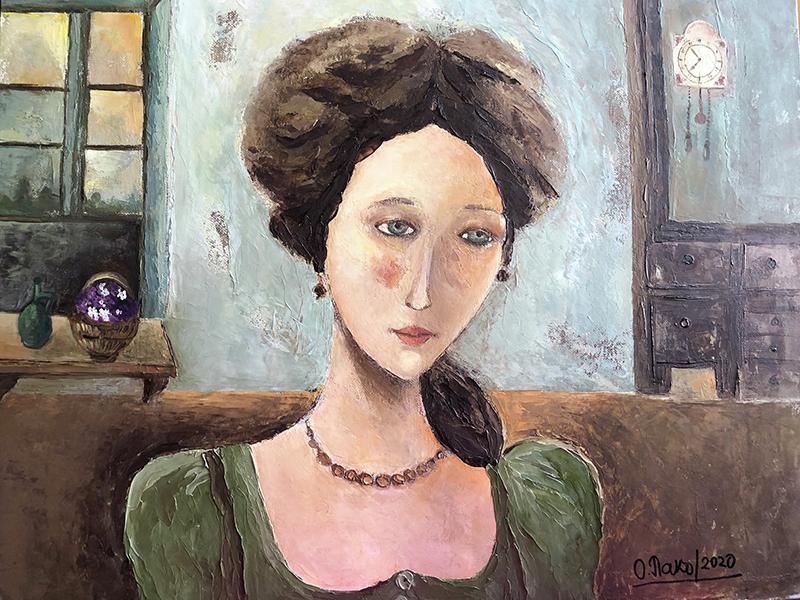 Олгица Паковска – Пако Уметница на неделата