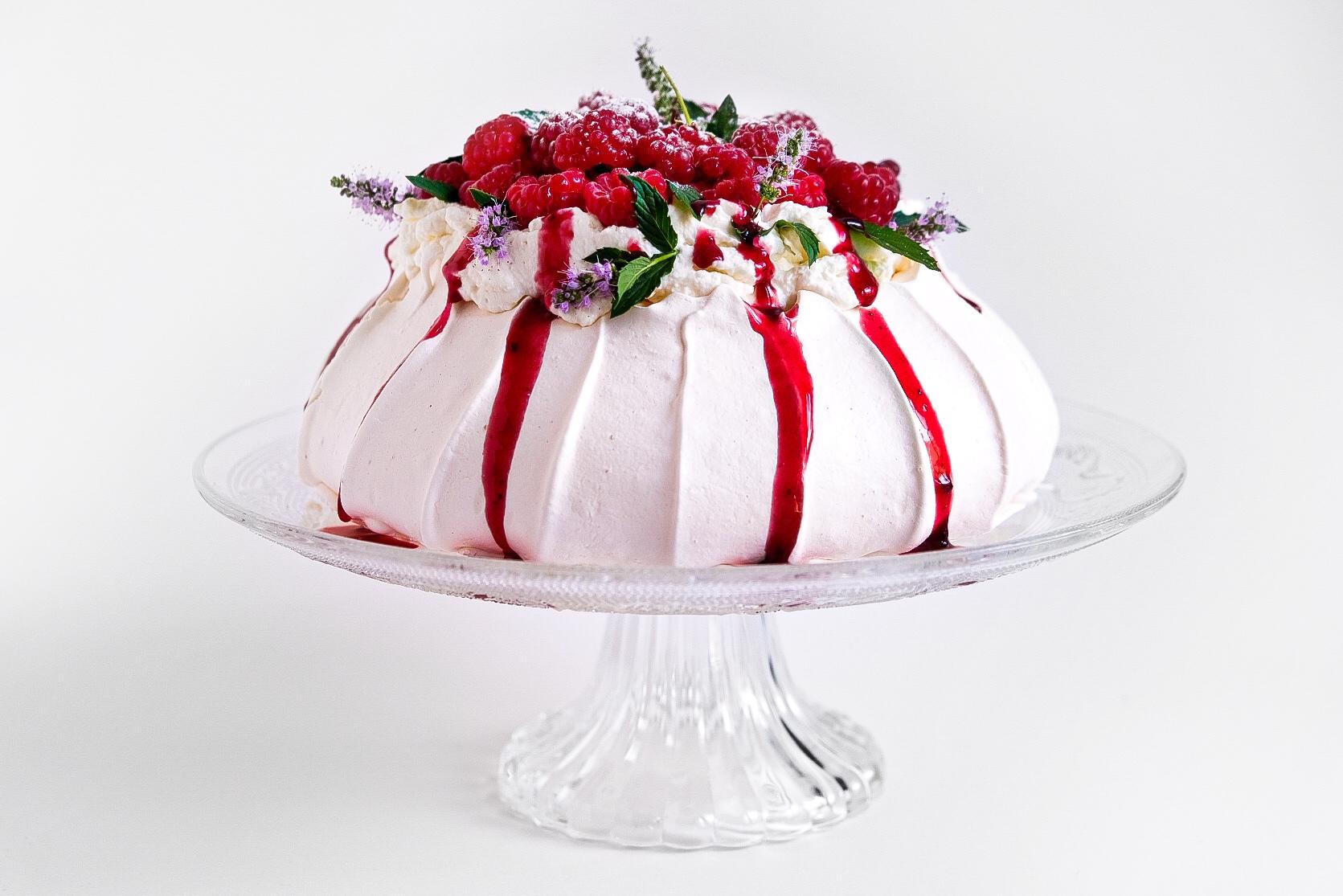 Good Food со Кокарче – Павлова торта