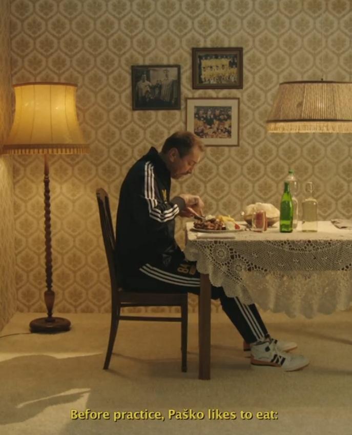 Носталгична и забавна реклама на Adidas за Југопластика