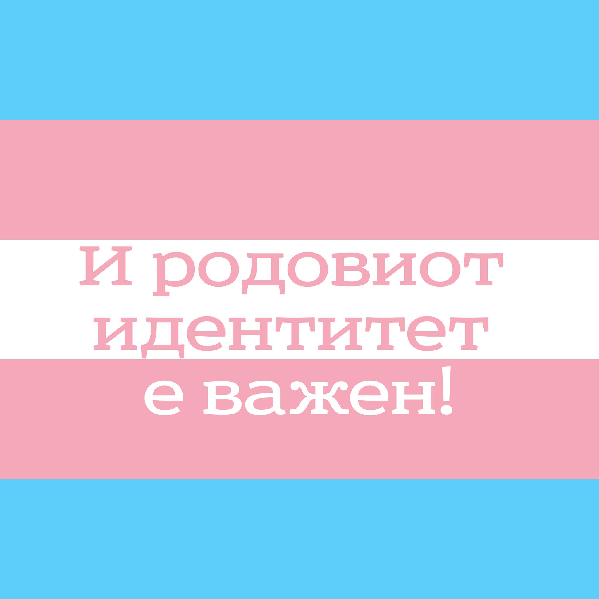 31 март меѓународниот ден на видливоста на трансродовите лица