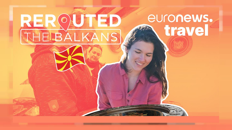 Автентичниот охридски накит и Охридското езеро во новите видеа Rerouted: Тhe Balkans од Euronews